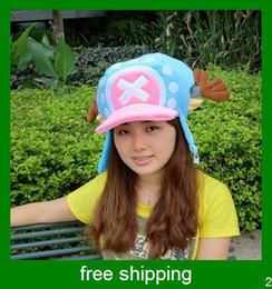 Wholesale Hot selling Fashion Cartoon Tony Chopper Cosplay Hat High Quality For