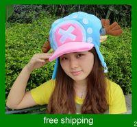 Wholesale Popular One Piece Tony Tony Chopper Cosplay hat