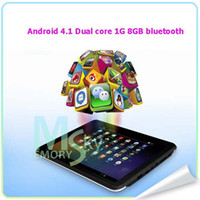 Wholesale Dual Core dual camera KNC MD801 Capacitive Screen Android WIFI GB DDR3 GB