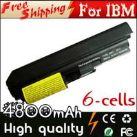 ibm z61t laptop battery - 6 Cells OEM Laptop battery for IBM Z60T Z61T Y6791 Y6793 ASM P1122 ASM P1126 FRU P11