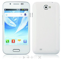 Wholesale MTK6515 A7100 N7100 Android phone Dual Core Dual Sim Quad Band WIFI Bluetooth inch Cell Phone