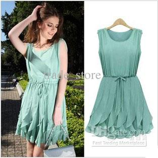 2016 Summer Mini Dress Western Style Fashion Women Dress ...