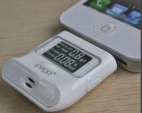 Wholesale IPEGA Digital Alcohol Tester Analyzer Detector LCD Display For iPhone S