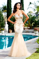 Reference Images prom dresses 2012 - 2012 Prom Dresses Custom Made Exquisite Sweetheart Mermaid Floor Length Beads Rhinestone Organza