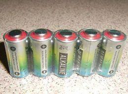Wholesale 2000pcs LR44 V Alkaline battery dog training collar beauty pen door opener batteries FedEx UPS shipping