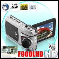 Wholesale F900 Car DVR H HD Lens x Digital Zoom Car DVR recorder night vision F900LHD