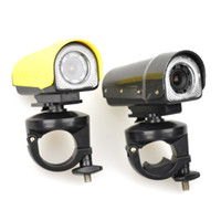 Wholesale Mini DV Waterproof HD P Sports Digital Camera Camcorder GB TF Card option CCTV021 Black Yellow