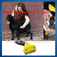 Wholesale New Pet Hair Removal Comb for Dog and Cat