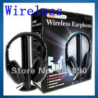 Wholesale New Wireless Headphone Headband Headset In Multifunction