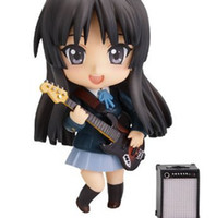 Wholesale K ON Mio Akiyama Nendoroid PVC Action Figure Model Collection Toy