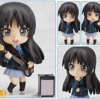 Wholesale K ON Mio Akiyama Nendoroid PVC Action Figure Model Collection Toy