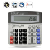 Wholesale Home Calculator Hidden Pinhole Spy Camera DVR Video Recorder