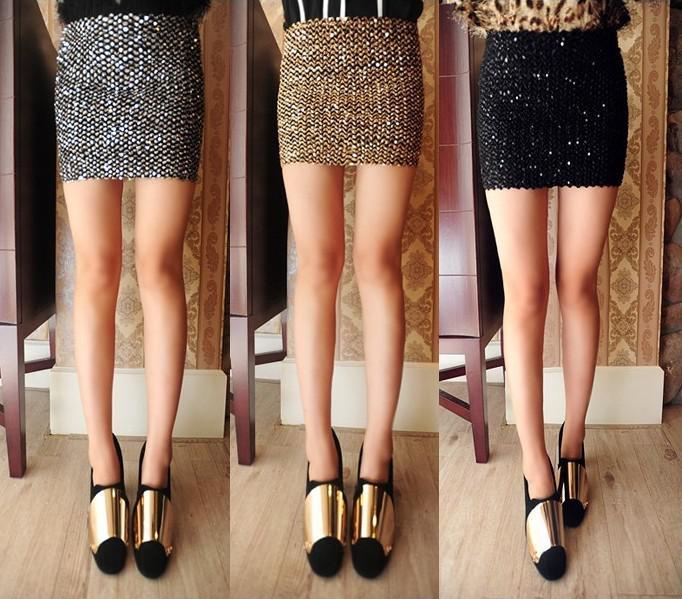 Вечеринка мини юбку