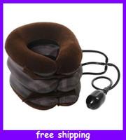 Wholesale New Cervical Neck Traction Massager Brace Device For Head Shoulder Pain