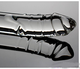 Wholesale The Best Quality Sex Glass Dildo Sex Products Penis for Women
