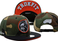 Wholesale 2013 Trukfit Camouflage Snapback Hats Snapbacks hats Snapback hat snap backs Hats Black caps