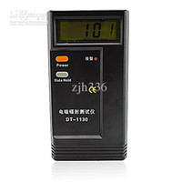 Wholesale 5 Pieces New Electromagnetic Radiation Electromagnetic Field Strength Detector EMF Meter Tester