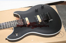 custom guitar new stealth style model have the ebony fingerboard electric guitar