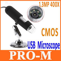 Wholesale 1 MP X LED USB Digital Microscope Endoscope Magnifier Camera High Speed Dsp Drop Shipping C1334