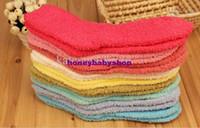 Socks fuzzy socks - Soft WARM Fuzzy Socks Home Towel Thick Towel Socks floor carpet socks