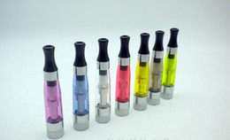 Wholesale CE4 CE5 CE6 atomizer ml ego t T ce4 Cartomizer E cigarette clearomizer