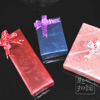 Wholesale Handmade packaging paper flower wrapping paper gift box