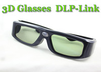 Wholesale Brand New Universal Active Shutter D Glasses for DLP LINK Ready Projector
