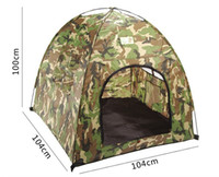 Wholesale EMS Kids Play camouflage tents house child tent game Camping tent Christmas gift