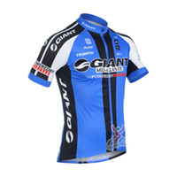Wholesale 2013 Giant team Cycling Jersey Short Bycicle kit suit set Cycling Team Clothing