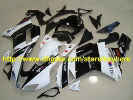 white black 3M fairing for KAWASAKI Ninja ZX-6R 07 08 ZX6R 2007 2008 ZX6R 636 ZX636 body kit RX2s 2