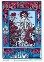 Wholesale Avalon Ballroom Grateful Dead Silk Poster