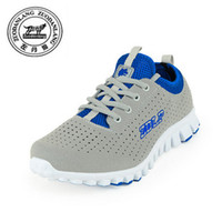 Wholesale Sport shoes men male casual shoes soft breathable running shoes