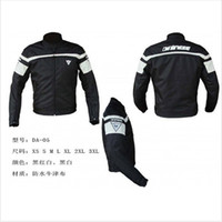 Wholesale 2 Color The Cheaest Price in Aliexpress Brand Dainese Oxford Jacket motorcycle Jacket Size M XXXL Mo