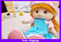 cotton cloth doll - Yuppie Doll Cloth Doll Couples Cute Sofa Cushions Seat Baby Plush Toys