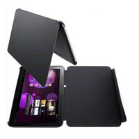 Wholesale Genuine inch Book Cover Leather Stand Case with Holder for Samsung Galaxy Tab Tablet II DHL