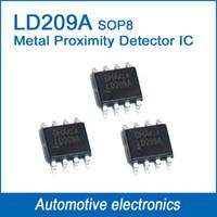 Wholesale LD209A Auto Metal Proximity Detector IC CS209A SOP8