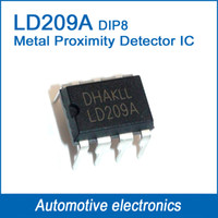 Wholesale LD209A CS209A DIP8 Auto Metal Proximity Detector IC