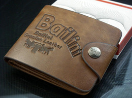 Wholesale 2015 Men s leather wallet men s short leather wallet antique wallet wallet denim leisure section
