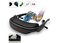 Wholesale Video Glasses Inch Virtual Screen Mobile Theatre Eyewear Video Player Sport Video Glass