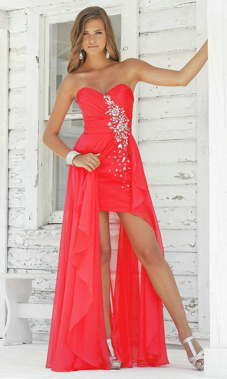 Red Prom Dresses Cheap