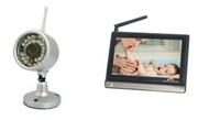 battery powered wireless cctv - Baby Monitor G Wireless Colour Indoor Outdoor Video CCTV IP Camera baby camera Monitor