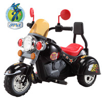 Wholesale Child electric bicycle motorcycle buggiest tricycle baby car video game belt mp3 toy car