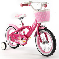 Wholesale Kids bike buggiest mermaid girls bicycle buggiest