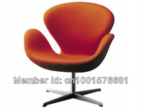Wholesale Arne Jacobsen Swan Chair Fabric sofa Classic living room furniture