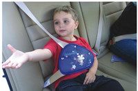 Wholesale 20PCS Car Safety Seat Belt Holder For Baby Children Shoulder Pads Cover Mix color