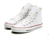 Wholesale Classic canvas shoes Men s High top canvas shoes student shoes casual flat canvas shoes