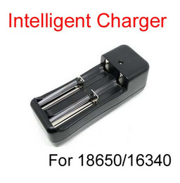 Wholesale 18650 AAA AA CR123 V Lithium Ni MH Ni CD Battery Charger Power HG Recharger