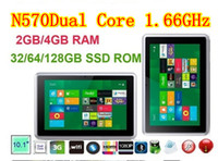 Wholesale HOT inch Intel N570 Hedy Winpad Tablet PC Win Dual Core GHz GB GB GB GB Bluetooth G