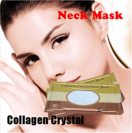 Wholesale Hot Selling Deep Water Collagen Crystal Neck Mask Patch Moisture Neck Mask Anti Wrinkle