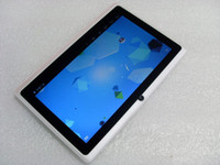 White 7 inch 16: 9 wide TFT LED Multi- touch capacitive screen...
